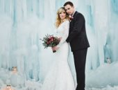 """5 نصائح لاختيار فساتين الزفاف فى الشتاء.. """"الأكمام الطويلة الحل"""""""