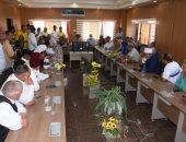 محافظ مطروح يفتتح مدرستين للتعليم الأساسى وإعدادية بسيوة