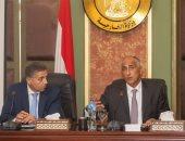الخارجية تستضيف محافظ البنك المركزى في لقاء مع سفراء مصر المنقولين للعمل بالخارج
