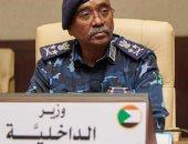 """وزير الداخلية السوداني يؤكد الحرص على التعاون مع بعثة """"يونيتامس"""""""