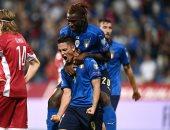 أهداف الأربعاء.. خماسية إيطاليا ورباعية ألمانيا فى تصفيات كأس العالم