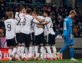 منتخب ألمانيا يعزز صدارة مجموعته فى تصفيات كأس العالم برباعية ضد آيسلندا.. فيديو