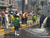 تعرف على خطة استعدادات القاهرة لتفادى غرق شوارعها بفصل الشتاء