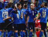 تعرف على مشوار إيطاليا وإسبانيا قبل مواجهة نصف نهائى دورى الأمم الأوروبية