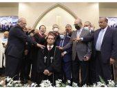 رئيس الطائفة الإنجيلية يشارك فى رسامة قساوسة لكنيسة سيدى بشر بالإسكندرية