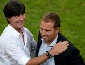 فليك يعادل إنجاز لوف مع منتخب ألمانيا بعد رباعية أيسلندا