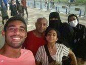 أسرة أحمد ياسر ريان تؤازر نجم الأهلى في تركيا
