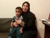 الداخلية تعيد طفلا لأحضان والدته تنفيذا لحكم في دعوى حضانة