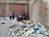 شكوى من فرز القمامة بشارع ياقوت الحموى بالإسكندرية.. والشركة تتخذ اللازم