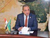 محافظ الفيوم: الانتهاء من تطعيم 400 ألف مواطن ضد فيروس كورونا