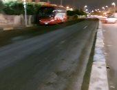 الأمطار تعاود الهطول على الإسكندرية ليلا والحرارة تواصل الانخفاض.. لايف
