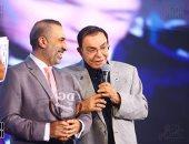"""تكريم سمير صبرى من """"دير جيست"""".. ويعلق: سعيد إنى بتكرم وأنا عايش"""