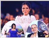 محمد السعدي يحصد جائزة أفضل إنتاج عن مسلسل لعبة نيوتن من دير جيست