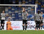 نابولى ضد يوفنتوس.. أسوأ بداية لليوفي فى الدوري الإيطالي منذ 52 عاما
