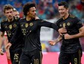 ملخص وأهداف مباراة لايبزيج ضد بايرن ميونخ في الدوري الألماني.. فيديو