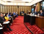 مجلس النواب ينظم برنامجا تدريبيا للأعضاء حول محددات الأمن القومى.. صور