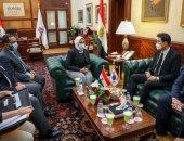 وزيرة الصحة تستقبل سفير كوريا الجنوبية لدى مصر لتعزيز التعاون بين البلدين