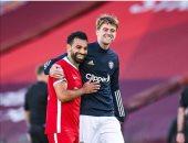 محمد صلاح يتفوق على بامفورد رقميا قبل مواجهة ليدز ضد ليفربول
