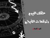 حظك اليوم وتوقعات الأبراج السبت 16/10/2021 على الصعيد المهنى والعاطفى والصحى
