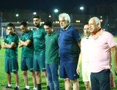 سموحة يواصل استعداده لمواجهة بيراميدز فى كأس مصر