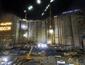 الإسكان تعلن الانتهاء من الهيكل الخرساني لأبراج مثلث ماسبيرو  وبدء أعمال التشطيبات