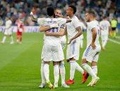 عودة ألابا ويوفيتش لقائمة ريال مدريد فى مواجهة إنتر ميلان وغياب بيل