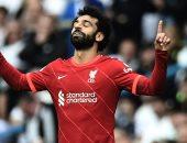 محمد صلاح ينتظر الظهور 150 مع ليفربول بالدوري الإنجليزي ضد كريستال بالاس