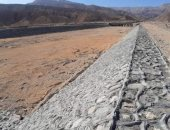 وكيل رى جنوب سيناء: سدود وبحيرات صناعية وحواجز لحماية طابا ونويبع من السيول