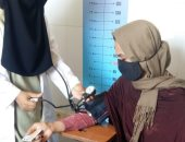 تقديم الخدمات الطبية لـ 28 ألف سيدة بمبادرة 100 مليون صحة لدعم صحة المرأة بالمنيا