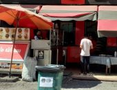 إدارة السياحة والمصايف بمطروح تبدأ حملة لوضع صناديق القمامة بالكورنيش