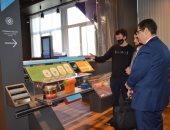 """الأكاديمية التقنية لـ""""روساتوم"""" تبدأ فى تدريب موظفى المحطة النووية بالضبعة"""