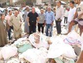 """""""نظافة القاهرة"""": إدخال """"الفريزة"""" وسائقى الكارو بالمنظومة الجديدة"""