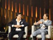 """غدا.. هاني شاكر ومدحت صالح في ضيافة برنامج """"سهرانين"""""""