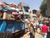 محافظة القاهرة تنقل 1120 أسرة من عزبة أبو قرن لوحدات مفروشة بالسلام