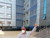 الانتهاء من مستشفى الباطنة يمثل نقلة نوعية بالخدمة الطبية بمستشفيات جامعة أسوان