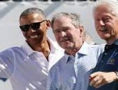 أوباما وبوش وكلينتون يعملون معا لدعم وتوطين اللاجئين الأفغان بالولايات المتحدة
