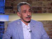"""محمد أمين ضيف برنامج """"لايت شو"""" على قناة الحياة.. غدا"""