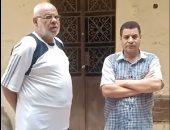 تفاصيل حادث مقتل مدرس فى المرج على يد سيدة وعاطلين لسرقته.. فيديو