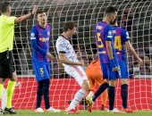 برشلونة ضد بايرن ميونخ.. البافارى يتفوق على البارسا 1-0 فى الشوط الأول