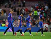 برشلونة يخسر لأول مرة 3 مباريات متتالية فى دورى أبطال أوروبا بنتيجة 10 / 1