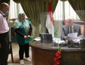 محافظ جنوب سيناء يأمر بحل مشكلة سيدة التقى بها الرئيس السيسى بالرويسات