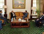 رئيس الأعلى للإعلام خلال استقباله صحفيين فلسطينيين: نتطلع لتطوير مستوى التعاون