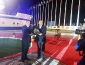 هيئة قناة السويس تكرم 35 مرشدا بمناسبة العيد الـ65 للمرشد المصرى.. فيديو وصور