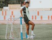 أحمد عيد ظهير الزمالك: أعلن خروجى للإعارة لمدة موسم لأعود بمزيد من الخبرات