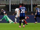 شوط أول سلبي بين ريال مدريد وإنتر ميلان فى دورى أبطال أوروبا