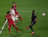 صلاح يسجل ويقود ليفربول لفوز درامى على ميلان 3-2 فى دورى أبطال أوروبا