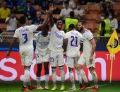 ريال مدريد يحفظ هيبة الكرة الإسبانية فى الجولة الأولى من دورى أبطال أوروبا