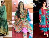 """""""لا تلمسوا ملابسى"""".. حملة للأفغانيات على الانترنت لإظهار جمال ملابسهن التقليدية"""