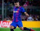برشلونة يعلن إصابة ألبا فى أوتار الركبة بعد الخسارة من بايرن ميونخ