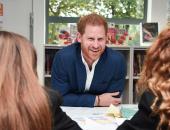 رغم تخليه عن مهامه الملكية.. العائلة المالكة البريطانية تحتفل بعيد ميلاد الأمير هاري